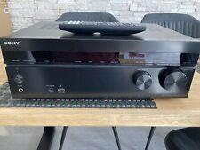 Sony STR-DH540 5.2 Multi Channel AV Receiver - Schwarz mit OVP und Zubehör