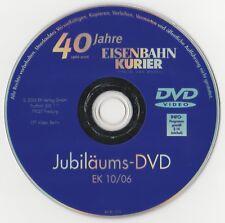 40 Jahre Eisenbahn-Kurier | Die Baureihe 01.10 | DVD