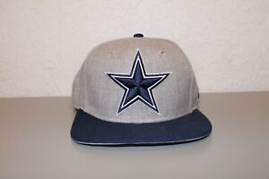 New Era Dallas Cowboys NFL Silver Essential Hat One Size Fits