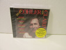 Rare More Cohler on Clarinet 1994 cd8245