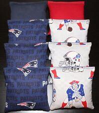 New England Patriots Cornhole Bags 8 Aca Regulation Corn Hole Bean Bags Tailgate