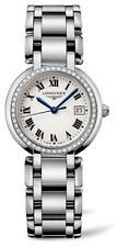 L8.112.0.71.6 LONGINES PRIMALUNA WOMENS WATCH  32 MM DIAMOND BEZEL L81120716