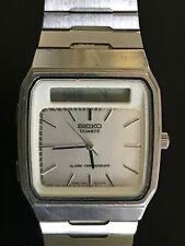 Vintage Seiko H357-500 James Bond Chrono Japan with date charachter mark. 'A'