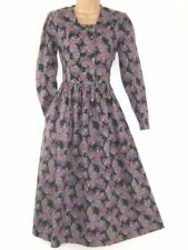 Laura Ashley Cotton Square Neck Dresses for Women