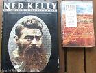 Ned Kelly Authentic Illustrated Story McMenomy True History Kelly Gang Carey