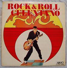 ADRIANO CELENTANO - ROCK & ROLL CELENTANO - VINILO LP