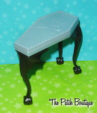 MONSTER HIGH DOLL FURNITURE DIE-NER DINER PLAYSET REPLACEMENT COFFIN TABLE ONLY