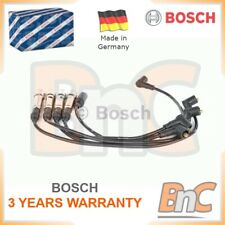 BOSCH IGNITION CABLE KIT VW SEAT OEM 0986356342