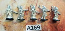 GW 40k Eldar Wraithguard Metal OOP