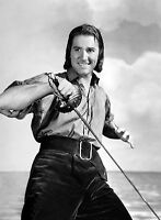 PHOTO LE CAPITAINE BLOOD - ERROL FLYNN REF (FLY010920142)