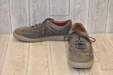 Clarks UnRhombus Fly Sneaker - Men's Size 11W, Dark Grey