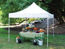 King Canopy 10 x 10 ft. Festival - Instant Canopy 10 feet x 10 feet / White NEW