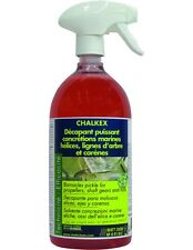 CHALKEX - DECAPANT PUISSANT POUR CONCRETIONS MARINES MATT CHEM SPRAY 1L 915M