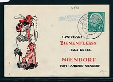 87181) OWL> Landpost L2 (21a) Dickendorf über Löhne (Westf) DS 1959