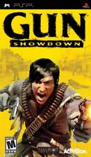 Gun Showdown PSP New Sony PSP