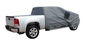 Rampage Easyfit 4-Layer Polypropylene Standard Cab Truck Cover Grey - 1320