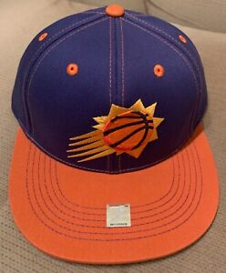 PHOENIX SUNS Adjustable PURPLE Hat Orange Visor *NEWNEWNEWNEWNEWNEWNEWNEWNEW!*