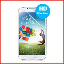 4X Láminas film Protector de pantalla LCD para Samsung Galaxy S5 SV i9600 S 5