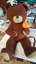 🐻Vintage Knickerbocker Animals of Distinction 25 inch Teddy Bear.  VHTF!