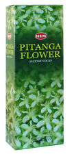 Hem Bulk Pitanga Flower Incense Sticks, 120 sticks Free shipping
