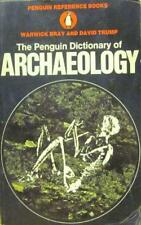 Warwick Bray And David Trump(Paperback Book)Penguin Dictionary Of Archaeol-VG