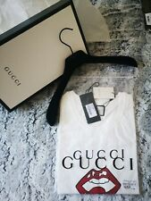 Gucci T Shirt Made In Italy XL Size Cotton RRP 380.00 Euro
