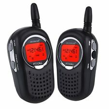 Walkie Talkies Kids Two Way Radio Long Range 22channel 3 miles