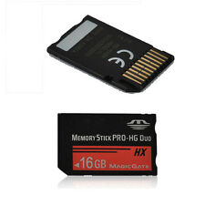 New 16GB MS Memory Stick Pro Duo Card Storage for Sony PSP 1000/2000/3000 Game