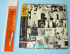 Rolling Stones Exile on main street JAPAN mini lp cd + Promo OBI brand new & ss