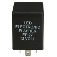 5 PIN EP27 LED Electronic Flasher Relay Turn Signal Decoder Load Equalizer J1Z9