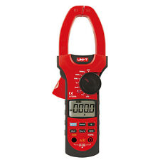 UNI-T 1 set Red Gray UT208A Universal Clamp Digital Multimeter B3I7