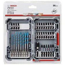 BOSCH 2608577147 impatto di controllo Multi Construction & Cacciavite Bit Set 35 PCE