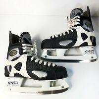 CCM 1152 Custom Tacks Hockey Ice Skates Size 8 / 42 VERY NICE Prolite 3 Canada
