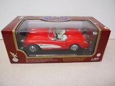 Yat Ming ROAD LEGENDS 1957 Road Legends Chevrolet Corvette Convertible 1:18