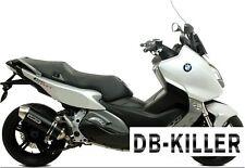 SILENCIEUX ARROW ALU DARK BMW C600 SPORT 2012/15 - 73504AON