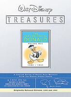 Walt Disney Treasures Chronological Donald Duck Volume 1 (New, Sealed, 1934)