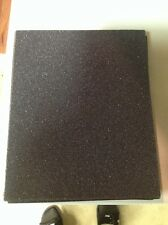 50 Sheets of Moyco Industries 60 Grit Sandpaper 9x11