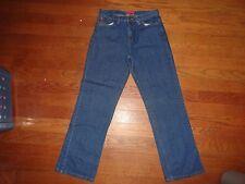 Womens Caribou Creek Jeans 100% Cotton Size 12 R EUC!
