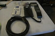 *Classic Motorola Mobile Analog Cellular phone complete w cables 3356*