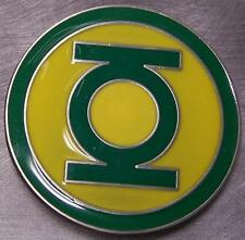 Pewter Belt Buckle Cartoon Superhero Green Lantern NEW