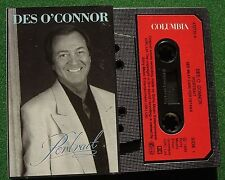 Des O'Connor Portrait inc Love is In The Air & Crazy + Cassette Tape - TESTED