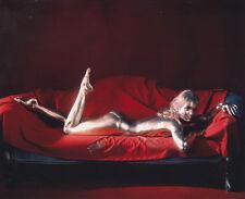 Shirley Eaton UNSIGNED photo - 3339 - James Bond - Goldfinger