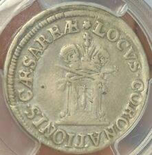 New listing 1752-56 Germany Aachen Pcgs Vf Details 32 Marck - Km-44 - Mount Removed