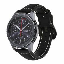 Samsung Galaxy Watch 46mm Gear S3 Classic/Frontier Vintage Genuine Leather New