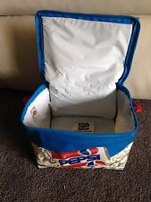 Pepsi Cool Cube 6 pack Cooler