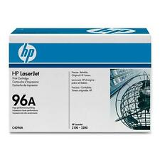 HEWLETT PACKARD HP 96A C4096A BLACK LASERJET TONER CARTRIDGE (2100,2200) - NEW