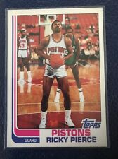 Ricky Pierce PISTONS 1982 RC  1993 Topps Archives #28  NM-MT