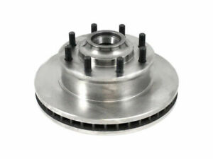 For 1987-1988 Chevrolet R30 Brake Rotor and Hub Assembly Front 36561CS