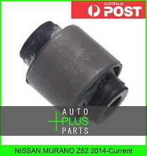 Fits NISSAN MURANO Z52 2014-Current - Rubber Suspension Bush Rear Assembly