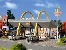SH Vollmer 43634 McDonald´s  Schnellrestaurant mit McDrive Bausatz 3634
